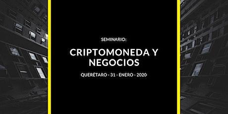 Seminario:  Negocios y Criptomoneda boletos