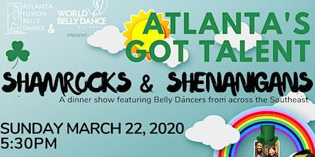Atlanta's Got Talent: Shamrocks & Shenanigans 2020 tickets