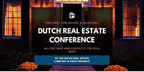 Dutch Real Estate Conference tickets
