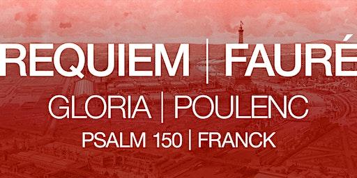 Requiem van Fauré - COV Gorkum