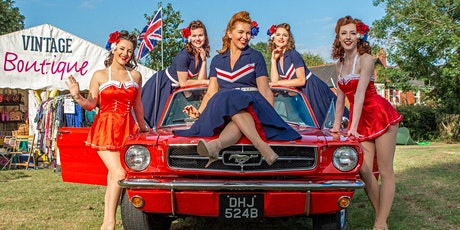 Vintage For Victory - Vintage Festival Wales tickets