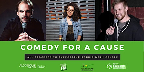 Comedy for a Cause tickets