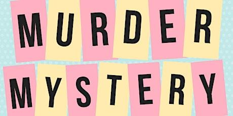 1950s Murder Mystery Dinner Theater tickets