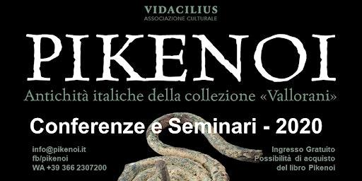 Pikenoi, storia dei Piceni e presentazione del libro (Rinascita AP)