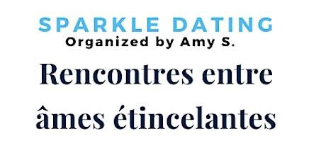 Sparkle Dating - se rencontrer autrement - 25 chf - inscription par email billets