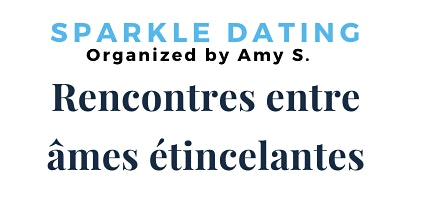 Sparkle Dating - se rencontrer autrement - 25 chf - inscription par email