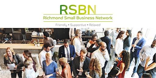 Richmond Small Business Network Meeting
