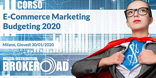 Corso: E-Commerce Marketing Budgeting 2020
