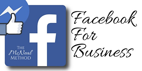 Facebook For Business tickets