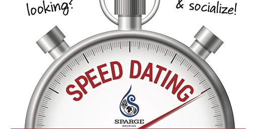Sparge Speed Dating (ages 21-40)
