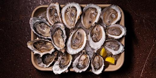 Shuck Yourself, A Mink Oyster Workshop