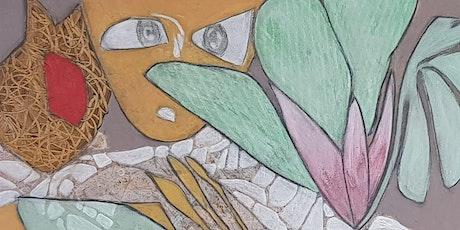 Malen aus dem Bauch - mit Birgit Jaskolla Tickets