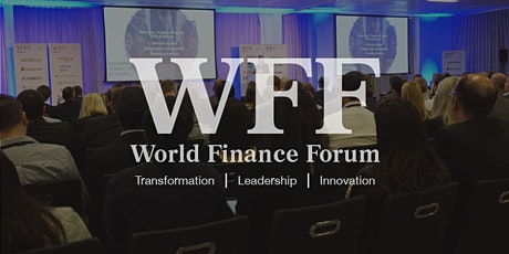 World Finance Forum London tickets