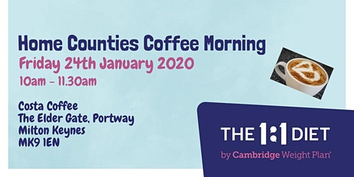 Home Counties Coffee Morning Milton Keynes