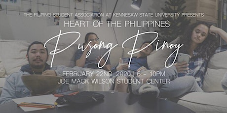 Heart of the Philippines - Pusong Pinoy tickets