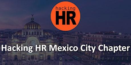 Hacking HR Mexico City Chapter entradas