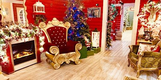 INGRESSO GRATUITO - Natale nel Regno di Babbo Natale a Vetralla
