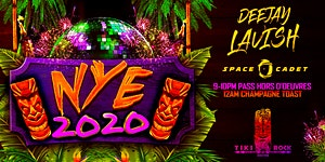 Tiki Rock | New Years Eve 2020