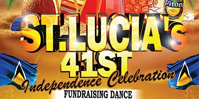 St Lucia's 41st Independence Celebration Fundraising Dance