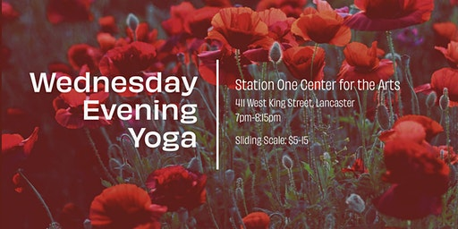 Wednesday Evening Community Yoga