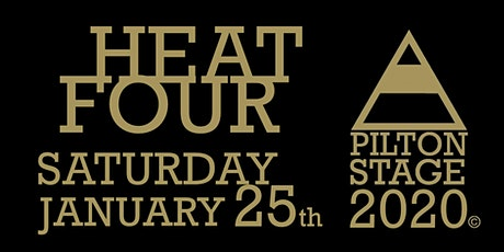 The Pilton Stage Heat 4 tickets