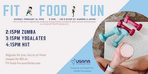 Fit, Food & Fun