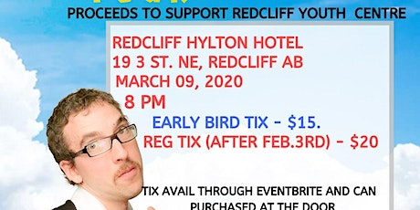 The Human Condition Spring Comedy Tour - Redcliff, AB tickets