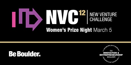 NVC 12: Women's Prize Night tickets