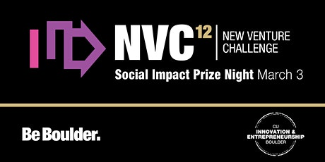 NVC 12: Social Impact Prize Night tickets