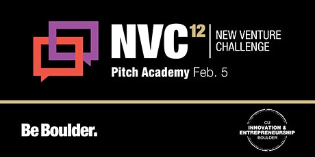 NVC 12: Pitch Academy and Pitch Night tickets
