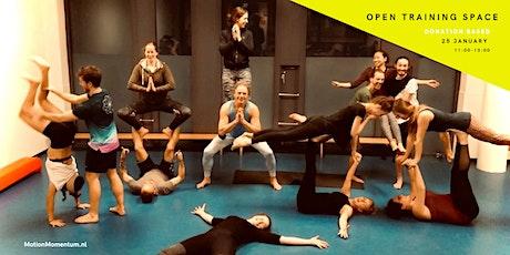 Open Training Space - Acrobatics, Acroyoga, Dance, Movement tickets