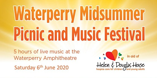Waterperry Midsummer Picnic and Music Festival