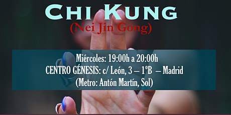 Clase de  Chi Kung (Nei Jin Gong) entradas
