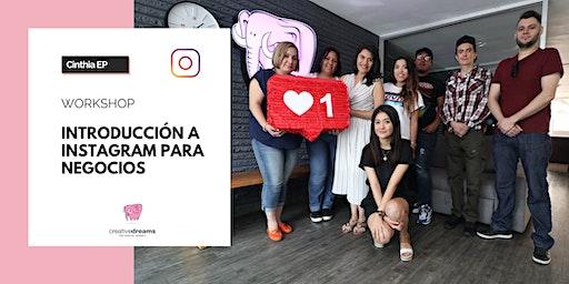 Workshop: Introducción a Instagram para Negocios y Profesionales