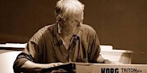 Keyboardist Steve Lodder