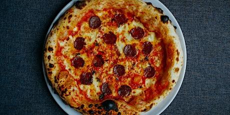 Sourdough pizza class tickets