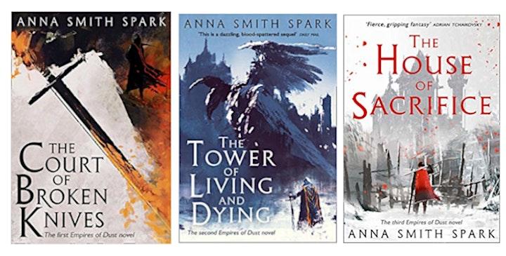 Humber Scifi & Fantasy  #6 - Anna Smith Spark, Jane O'Reilly, Eli Allison image