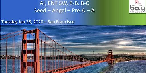 Bay Angels Investors Event - Jan 28, 2020- San Francisco