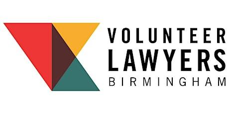 Legal Aid Seminar tickets