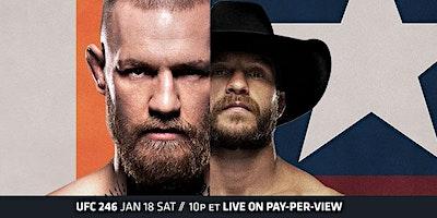McGregor vs Cowboy Watch Party