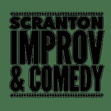 Scranton Improv & Comedy logo