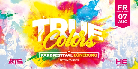 TRUE COLORS - FARBFESTIVAL LÜNEBURG Tickets
