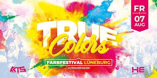 TRUE COLORS - FARBFESTIVAL LÜNEBURG