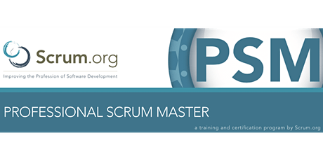 BAgile presents scrum.org Professional Scrum Master ™ tickets