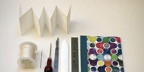 Book-making - all day workshop at the Inverness Darkroom tickets