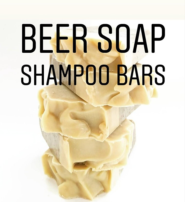 How To Make Solid Shampoo Bars :Beer Edition image