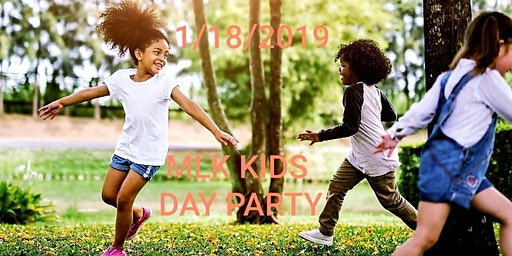 MLK Kids  Day Party