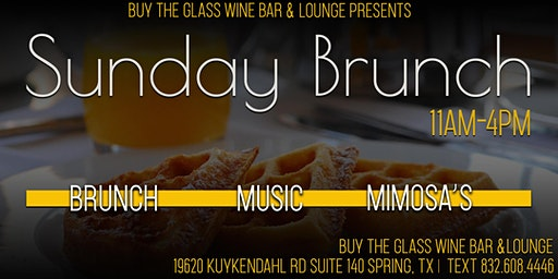 1st Sunday's | Neo Soul and R&B Brunch