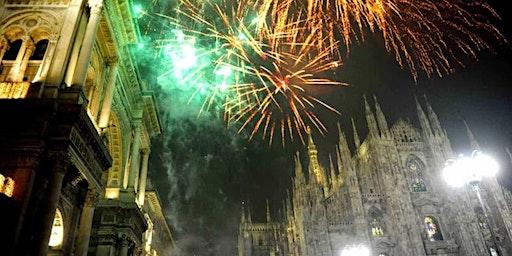NEW YEAR CAPODANNO A MILANO 2020 FREE SPIRIT No Money 4°edizione