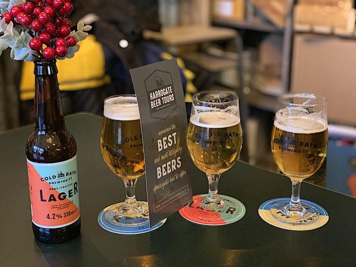 Harrogate Beer Tour image